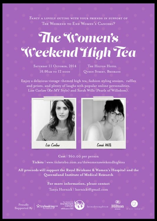 WomensWeekendhightea